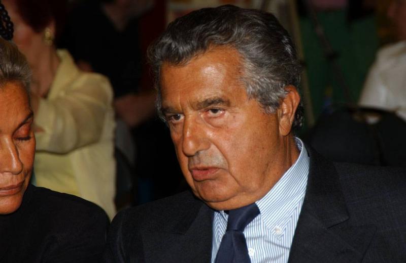 Carlo-De-Benedetti-camicia-a-righe